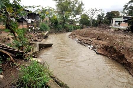 Río Molino - Popayán