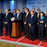 Santos presentó proyecto de ley que elimina la reelección presidencial