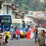 Desgracias del transporte público en Popayán
