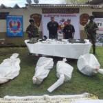 """Abatidos cuatro guerrilleros de las FARC en Silvia, entre ellos, """"Machoman"""""""