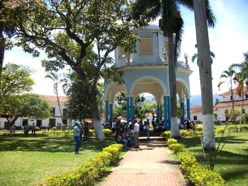 Caloto Parque - Proclama del Cauca