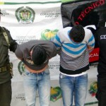 Capturados dos individuos por hurto a residencia en Popayán