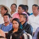 Siempre soñamos con ser autónomos: autoridades indígenas