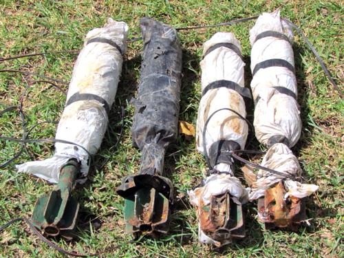Desactivado campo minado en parque infantil de Inzá (C)
