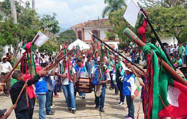 Despiden al líder indígena Fabio Dagua en Caloto