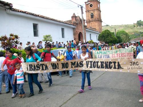 Despiden al líder indígena Fabio Dagua en Caloto2