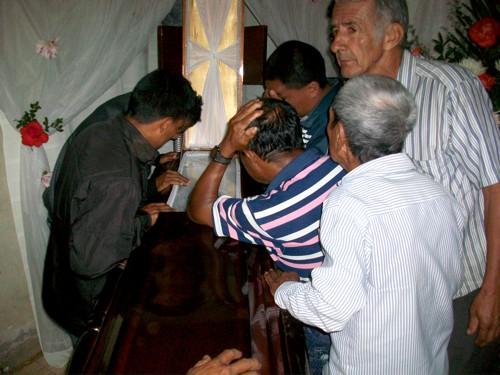Despiden al líder indígena Fabio Dagua en Caloto3