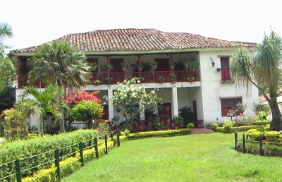 Hacienda La Bolsa - Villa Rica