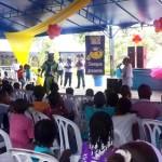 Comfacauca reúne a 31 mil niños caucanos en halloween