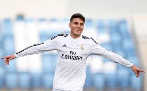 JUAN JOSE NARVAEZ Real Madrid