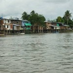 Emergencia en Timbiquí, costa del Pacífico caucano: más de 1.400 damnificados por desbordamiento del río Saija. Niña de tres años murió ahogada en López de Micay.