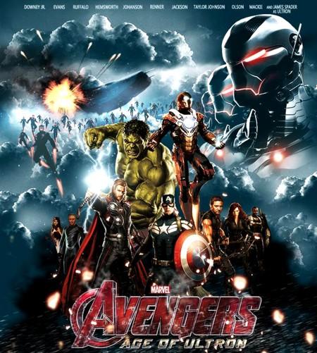 Los Vengadores - La Era de Ultrón