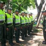 Nuevos auxiliares de policía en Santander de Quilichao