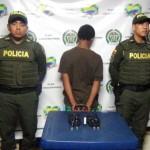 Policía recuperó equipos médicos hurtados en Quilisalud