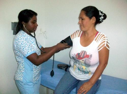Robaron centro de salud de Santander de Quilichao - Quilisalud