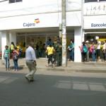 Roban mediante 'paquete chileno' en un banco de Santander de Quilichao
