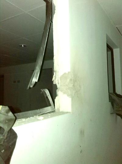 Atacan estación de Policía de López de Micay