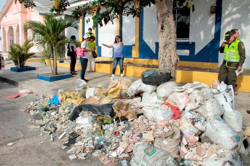 Comparendo Ambiental - Popayán