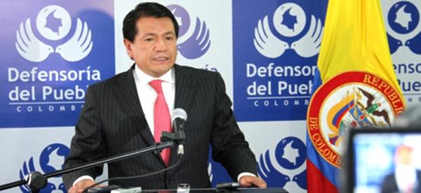 Defensor del Pueblo - Jorge Armando Otálora