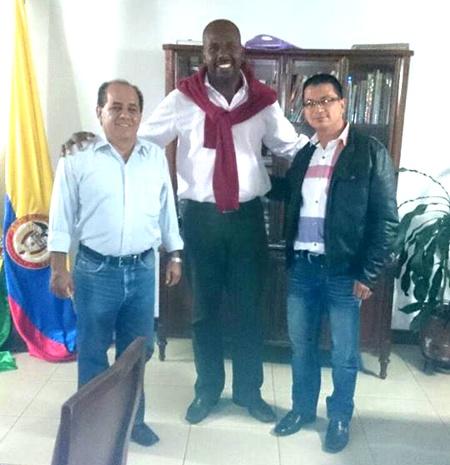 José Bolívar Delgado Rivera, Amarildo Correa Obando, Ancizar Cifuentes