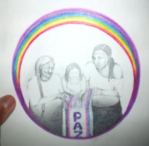 Logo creado por programa Mujer Rural de Caloto