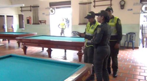 Plan Colombia Segura - Policía Santander de Quilichao