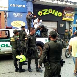 Policías Frustran robo en Santander de Quilichao1