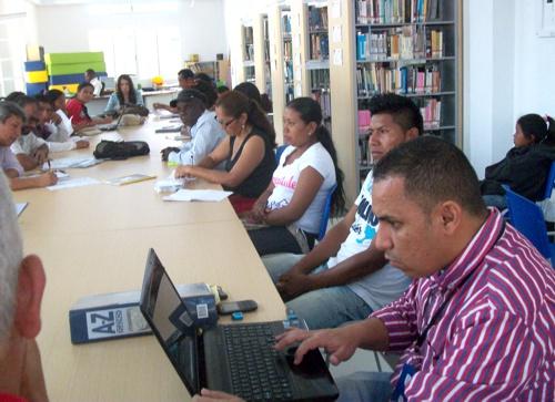Primera Sesión del CMDR en Caloto - Cauca