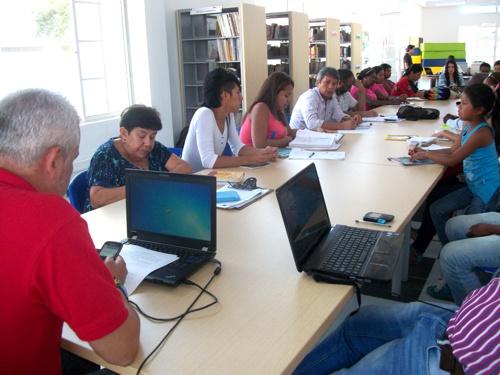 Primera Sesión del CMDR en Caloto - Cauca1
