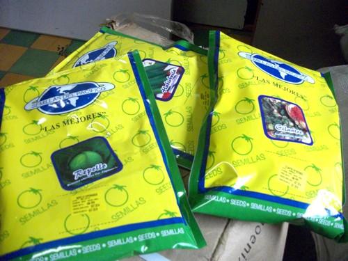 Semillas para el agro en Caloto - Cauca