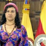 Vicenta María Siosi Pino, en Santander de Quilichao