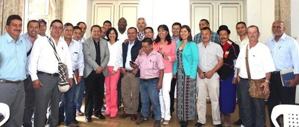 Alcaldes del Cauca