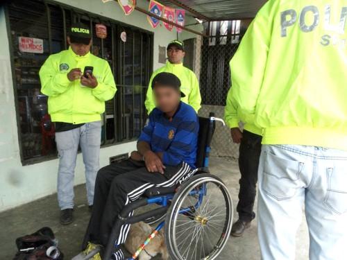 Capturada la banda Los del Mirador en Popayán-Cauca