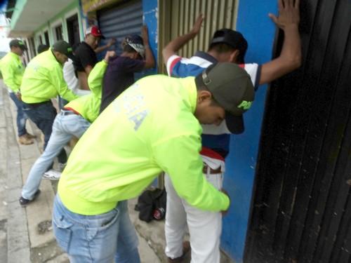 Capturada la banda Los del Mirador en Popayán