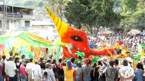 Carnavales de Negros y Blancos en Balboa - Cauca
