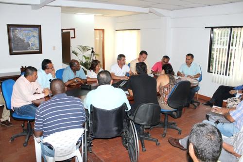 Comisión asesora para la reapertura del relleno de Quitapereza