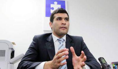 Danny Julián Quintana, director nacional del Cuerpo Técnico de Investigación (CTI) de la Fiscalía