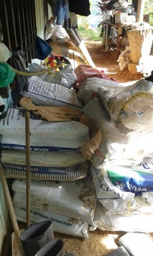 Ejército desmanteló fábrica de explosivos en Suárez