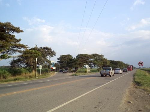 Entrada a Villa Rica
