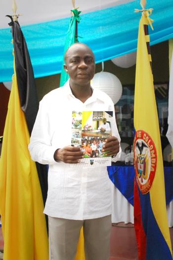 Francisco José Paz Zapata - Informe de Gestión Guachené 2014