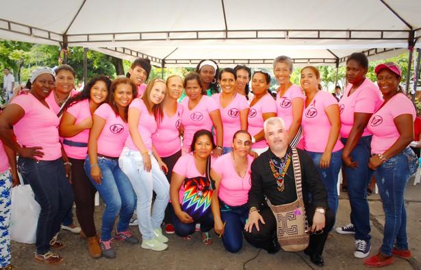 II Foro del Consejo Municipal de Mujeres en Caloto, Cauca