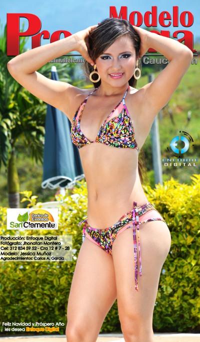 Jessica Muñoz - Modelo Proclama del Cauca - Diciembre 2014-5