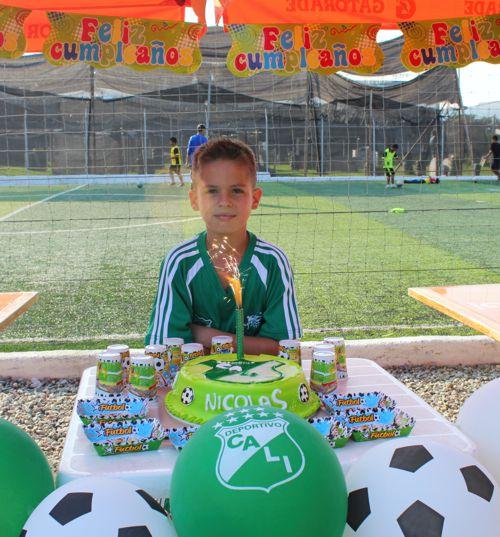 Juan Nicolás Luna Galarza 10 años