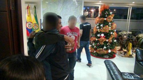 Liberan a niño que había sido secuestrado en Caldono