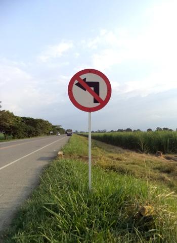 Prohibido entrar a Villa Rica