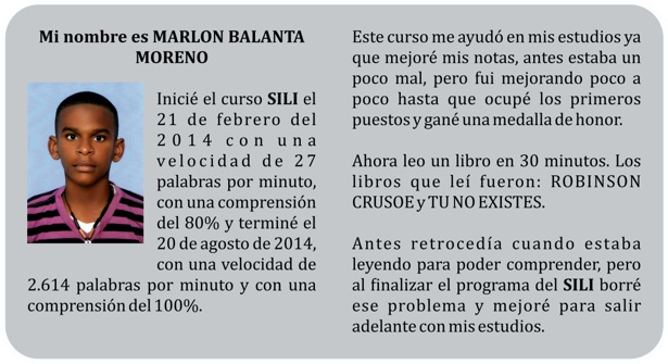 SILI - SISTEMA INTEGRAL LECTURA INTELIGENTE - SANTANDER DE QUILICHAO