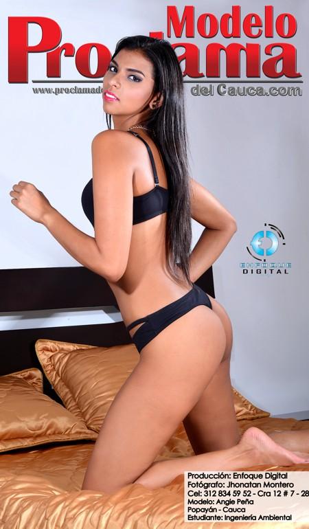 Angie Peña - Modelo Proclama del Cauca - Enero 2015 (14)