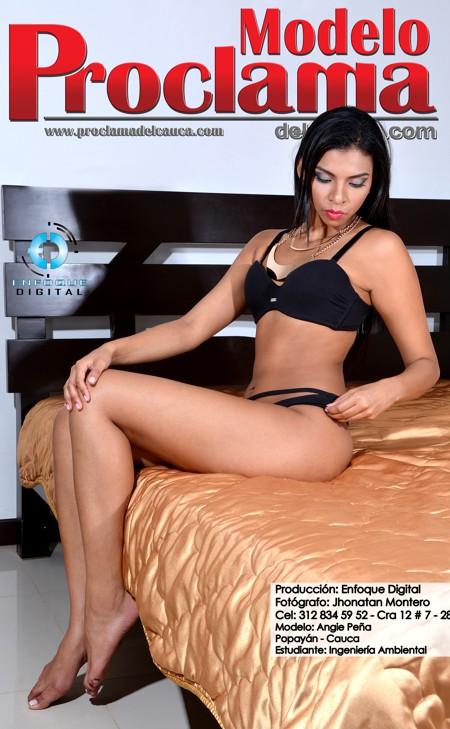 Angie Peña - Modelo Proclama del Cauca - Enero 2015 (16)