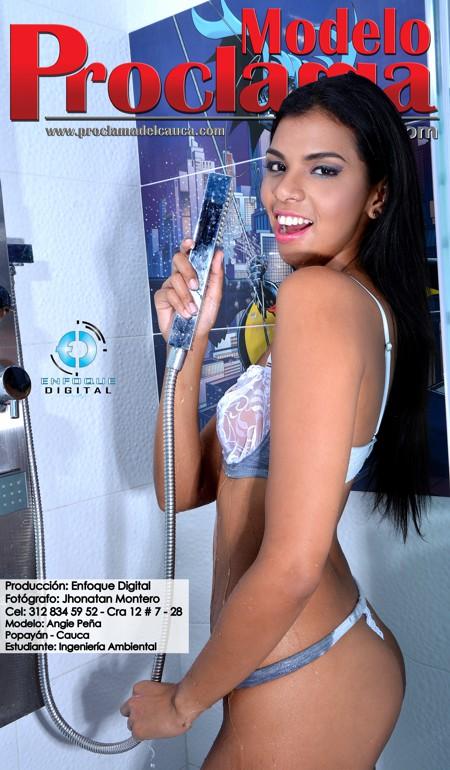 Angie Peña - Modelo Proclama del Cauca - Enero 2015 (20)