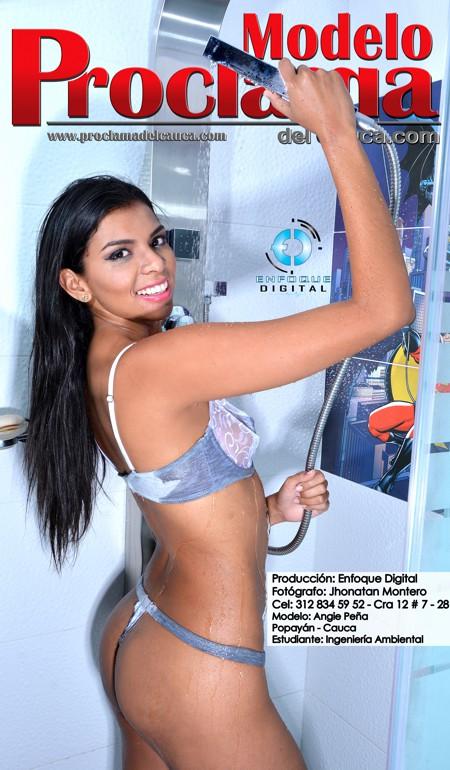 Angie Peña - Modelo Proclama del Cauca - Enero 2015 (21)